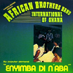 African Brothers Band - Anibere Nye