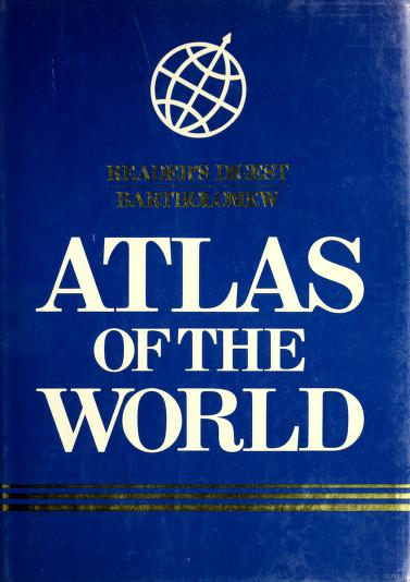 Reader's Digest Bartholomew Atlas by Reader's Digest