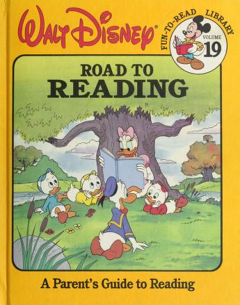 Cover of: Road to Reading   Walt Disney Productions